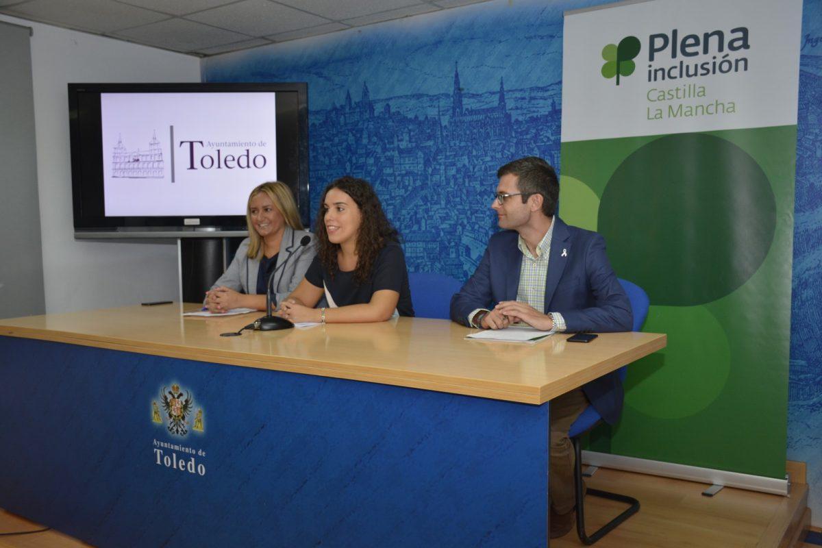 http://www.toledo.es/wp-content/uploads/2017/10/ines-sandoval-presenta-charla-plena-inclusion-1200x800.jpg. El Ayuntamiento y Plena Inclusión ponen luz a la realidad de la mujer con discapacidad intelectual a través de charlas formativas