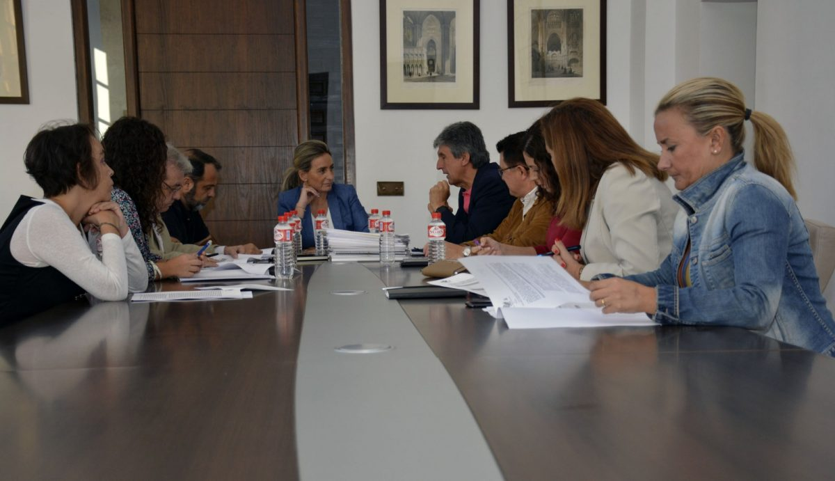"""La Junta de Gobierno Local da el visto bueno a una nueva edición del taller """"Motiv-Arte"""", dirigido a colectivos vulnerables"""