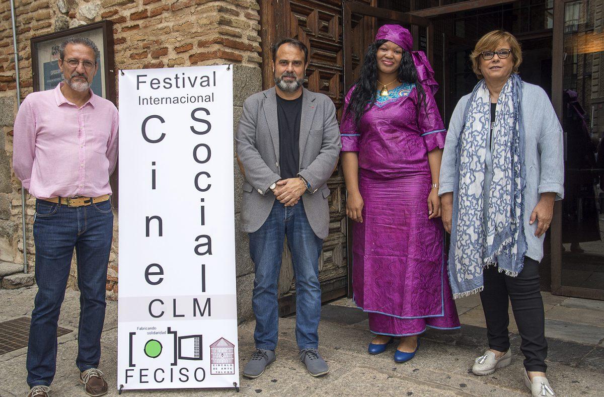http://www.toledo.es/wp-content/uploads/2017/10/mateo_cine-social-1200x789.jpg. El Festival de Cine Social aborda como una de sus acciones solidarias la problemática de la mutilación genital femenina