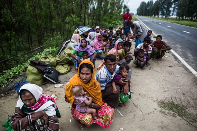 Myanmar: Nuevas pruebas de la campaña sistemática de crímenes contra la humanidad para aterrorizar y expulsar a la población rohingya
