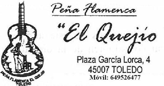 """Peña """"El Quejio"""