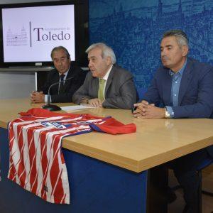 El Ayuntamiento promueve los valores deportivos con la X edición de la Escuela de Fútbol del Atlético de Madrid en el Polígono