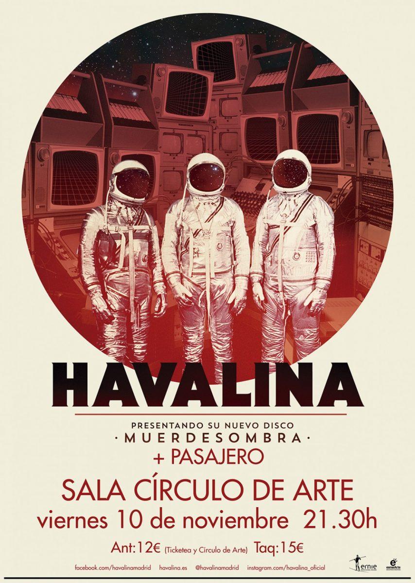 http://www.toledo.es/wp-content/uploads/2017/10/poster_toledo-circulodearte-854x1200.jpg. Noche Jager: Havalina