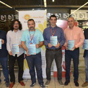 os beneficios de la venta del libro de microrrelatos del concurso 'Toledo Contigo' irán destinados a la Asociación de Diabéticos