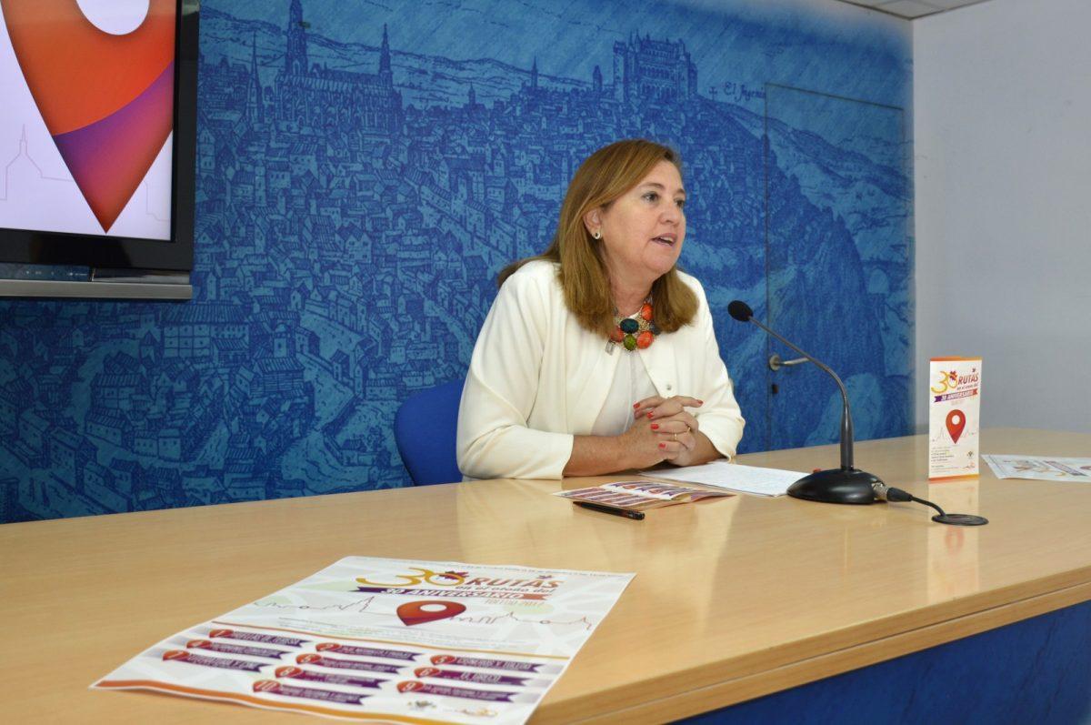 Intensificar el conocimiento sobre el patrimonio toledano, objetivo de las nuevas 30 rutas que propone el Ayuntamiento para el otoño