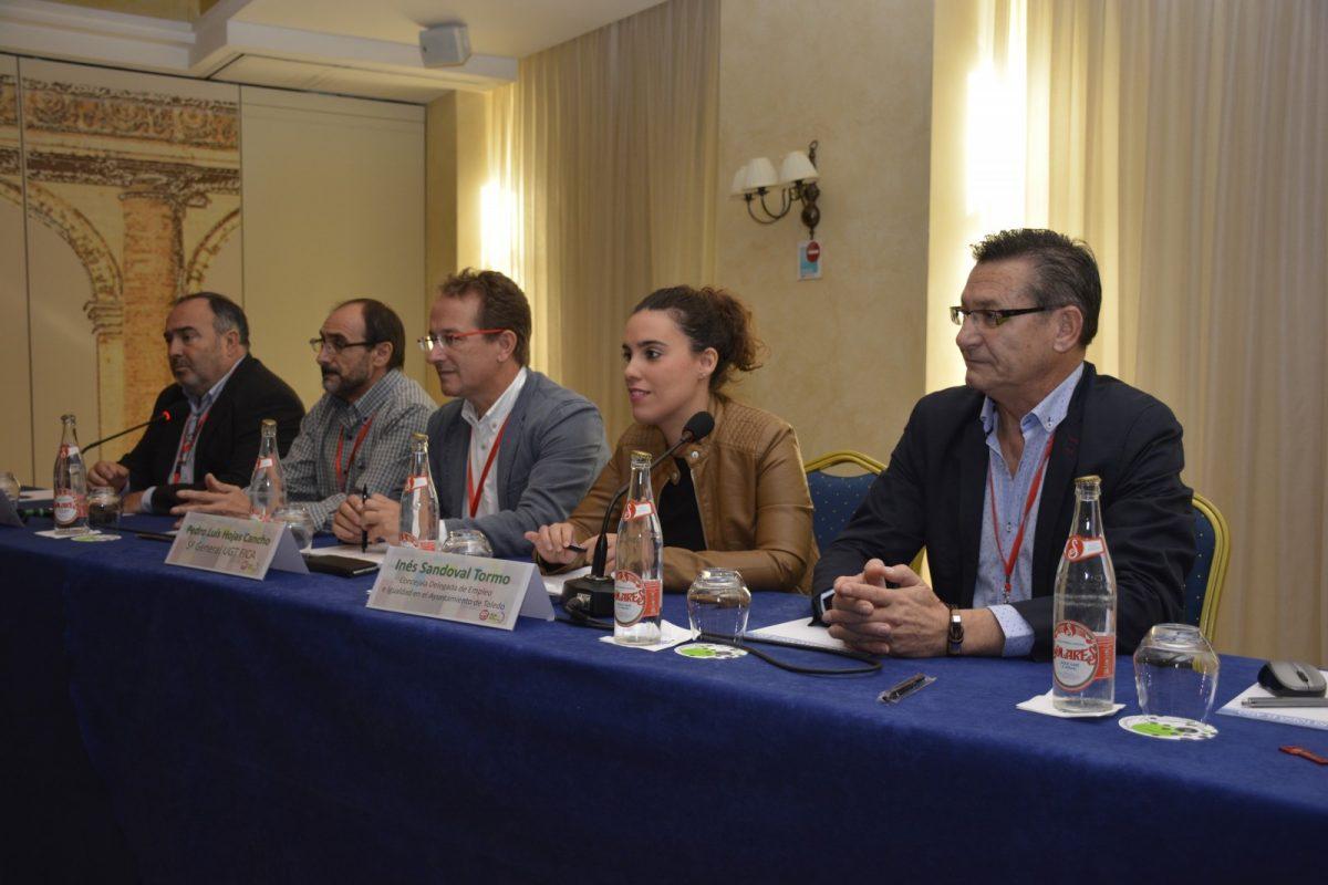 https://www.toledo.es/wp-content/uploads/2017/10/sandoval_ugt-fica-1200x800.jpg. La concejala de Empleo destaca el trabajo de las organizaciones sindicales en la búsqueda de soluciones a la situación laboral del país
