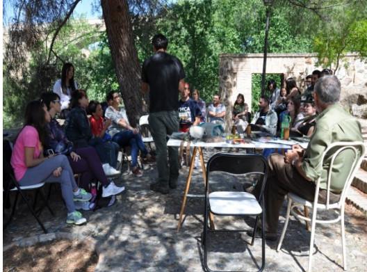 http://www.toledo.es/wp-content/uploads/2017/10/sin-nombre.jpg. Ayuntamiento y Ecologistas en Acción ofrecen este sábado un taller de anillamiento científico y aves ribereñas del río Tajo