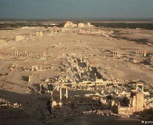 Ciclo La Guerra y la Arqueología en Próximo Oriente