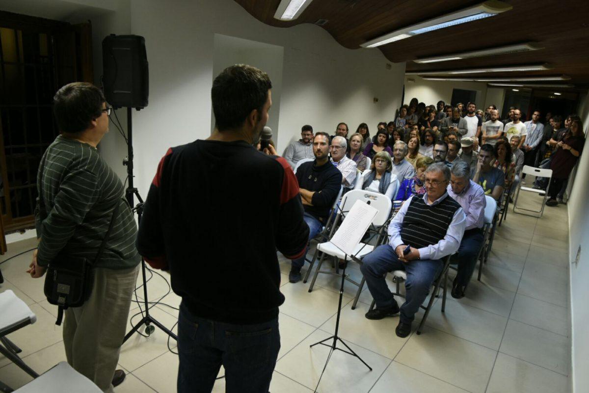 Abre en el Casco 'Urbana 6', un nuevo espacio sociocultural basado en la autogestión y la colaboración ciudadana
