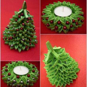 Varios Navidad Quilling