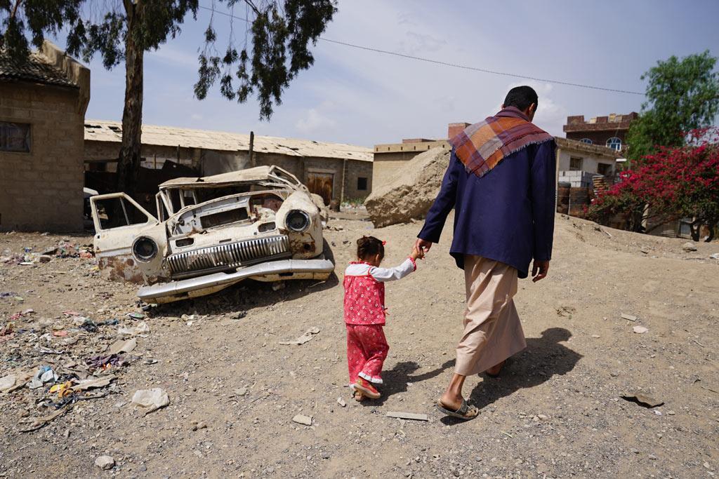 En Yemen, el jefe de ayuda de emergencia de la ONU pide a todas las partes mayor acceso humanitario