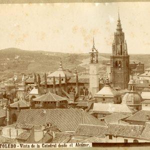 Toledo en las fotos de Thomas (1884, 1910)