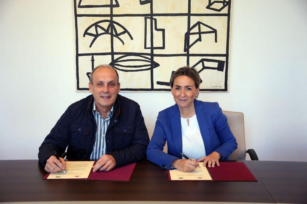 El Ayuntamiento reafirma su compromiso con el movimiento vecinal a través de un convenio con la Federación 'El Ciudadano'