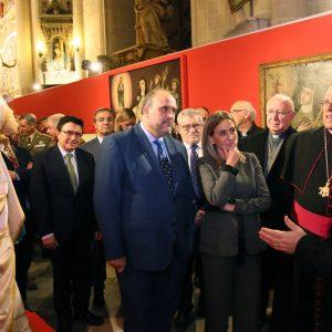 Toledo rinde homenaje a Cisneros en el V Centenario de su muerte con una gran exposición de más de 300 piezas en la Catedral