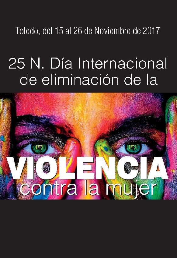 25N Día Internacional de eliminación de la violencia contra la mujer