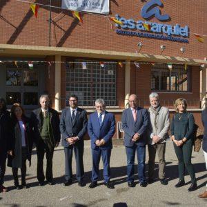 El Ayuntamiento celebra los 50 años de vida del IES Azarquiel y destaca su competitividad formativa referente en Toledo