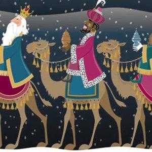 articipación en Cabalgata de Reyes de 5 de enero de 2019
