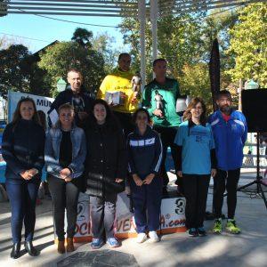 Más de 500 personas participan en la carrera y marcha por la Diabetes de Toledo para reclamar el derecho a un futuro sano