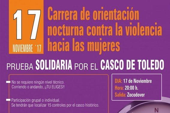 Igualdad celebra este viernes una carrera solidaria de orientación por el Casco para concienciar sobre la mutilación genital femenina
