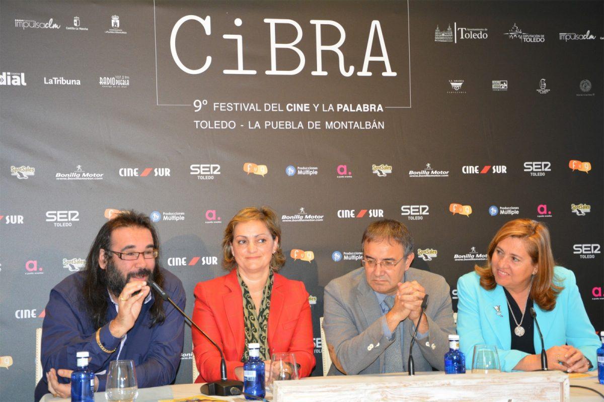 El Ayuntamiento apoya una nueva edición del Festival del Cine y la Palabra, CiBRA, que el día 26 reconocerá a Cayetana Guillén Cuervo