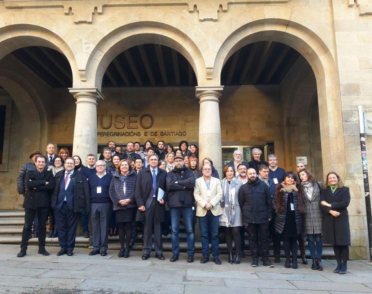 http://www.toledo.es/wp-content/uploads/2017/11/ciudades-patrimonio-santiago-1200x948.jpg. Las Ciudades Patrimonio analizan sus planes de gestión en un encuentro con presencia municipal en Santiago de Compostela