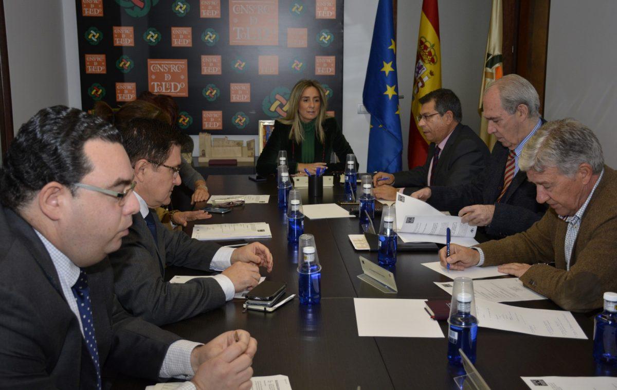 El Consorcio informa a la Comisión Ejecutiva del presupuesto para 2018 y anuncia visitas a los recuperados Baños de la Cruz