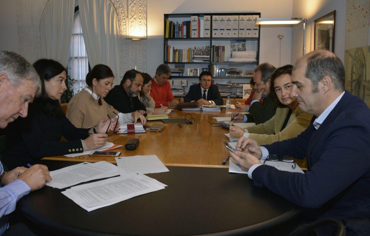 El Gobierno informa de las medidas para mantener el desarrollo socioeconómico de Toledo tras la resolución sobre el POM de 2007