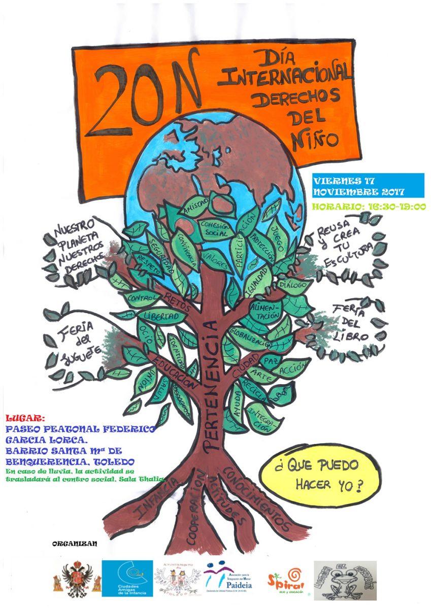 Celebración sobre la convención de los derechos del niño