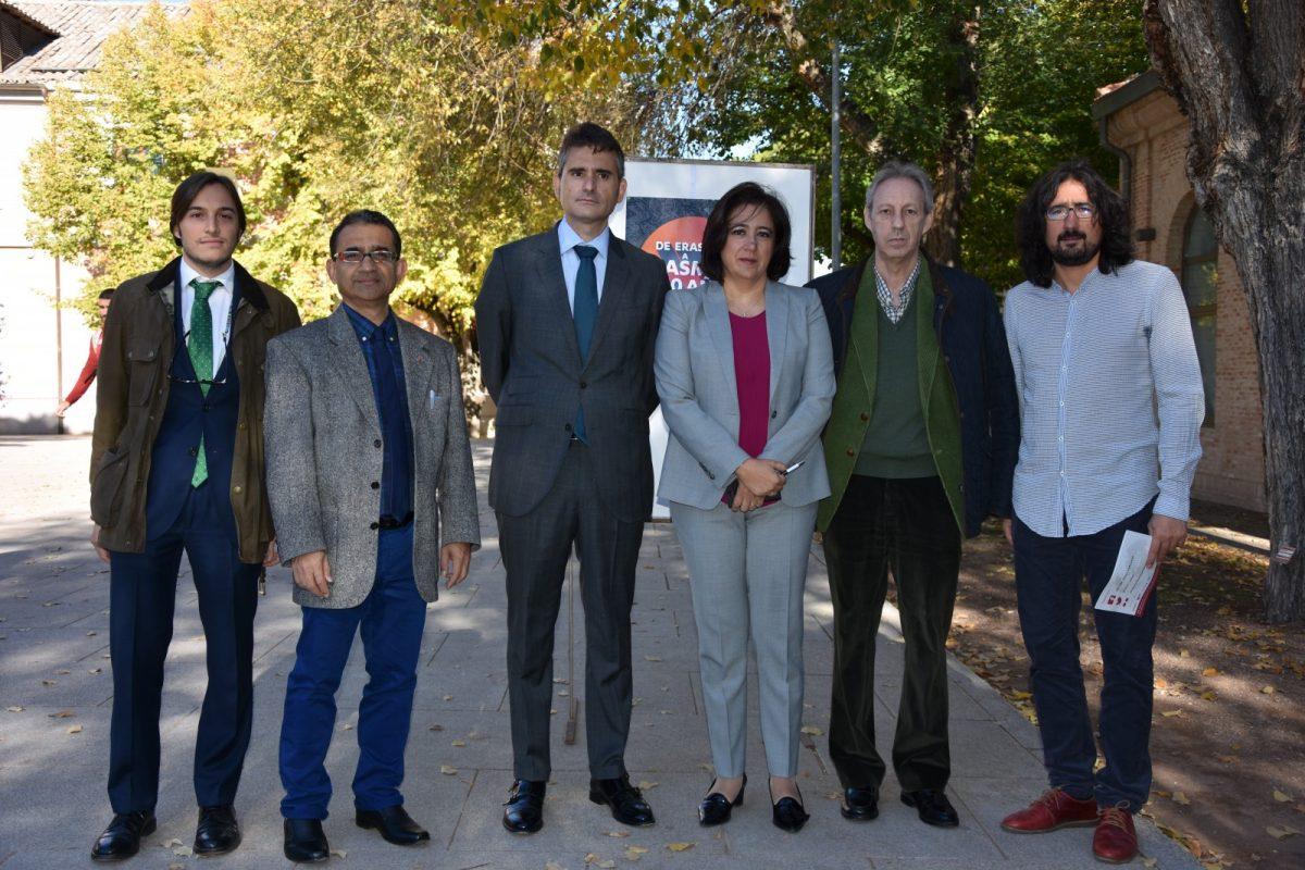 El Ayuntamiento participa en el V Día del Estudiante Internacional de la Universidad de Castilla-La Mancha