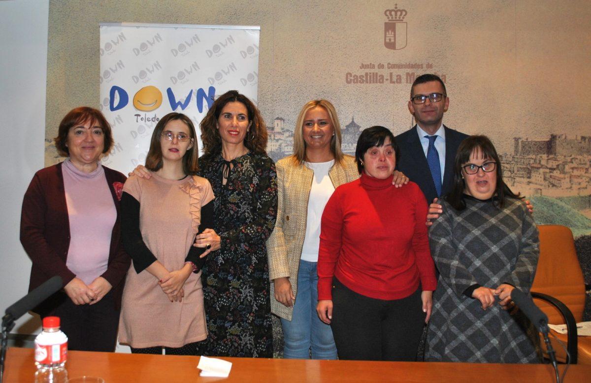 El Ayuntamiento participa en la presentación del I Encuentro Regional de Clubes de Lectura Fácil que se celebrará en Toledo