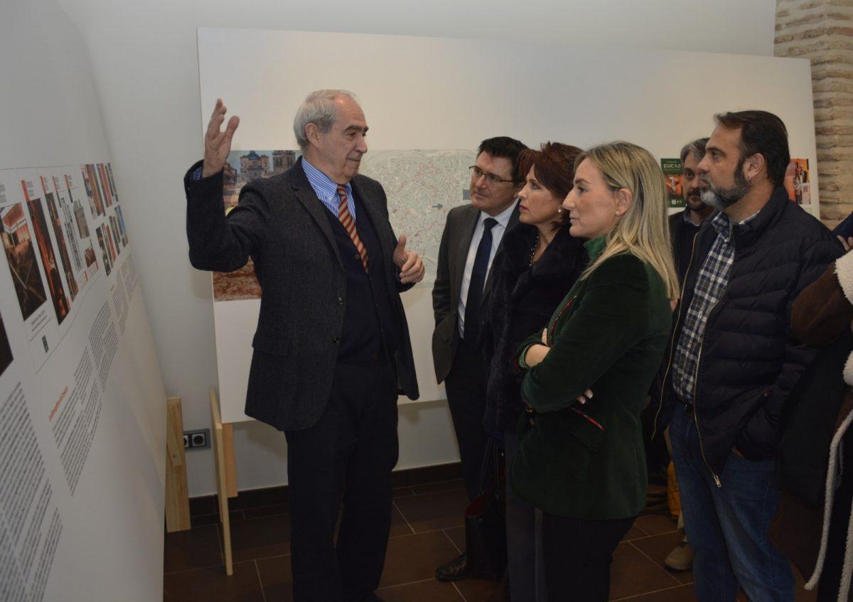 El Consorcio comienza los actos conmemorativos de su XV aniversario con una exposición en tres espacios recuperados
