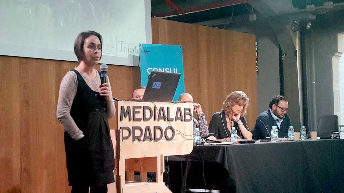 """La innovación participativa de Toledo presente en el encuentro de """"Ciudades Democráticas"""" que se celebra en Madrid"""