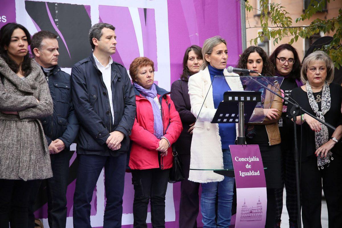 La marcha contra las violencias hacia la mujer incide en la sensibilización y educación para erradicar las agresiones machistas