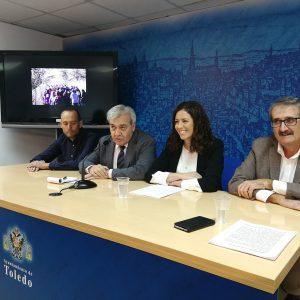 Tras el éxito con más de 5.000 participantes en 'La Vuelta del Tajo', el Ayuntamiento y la organización barajan ya una segunda edición