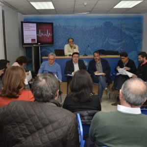 La alta participación de agentes sociales y entidades marca un nuevo encuentro de la Mesa de Vivienda del Ayuntamiento