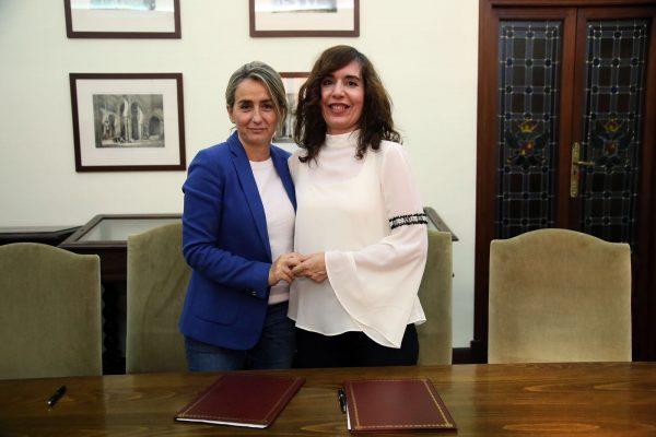 Milagros Tolón_convenio María de Padilla 2
