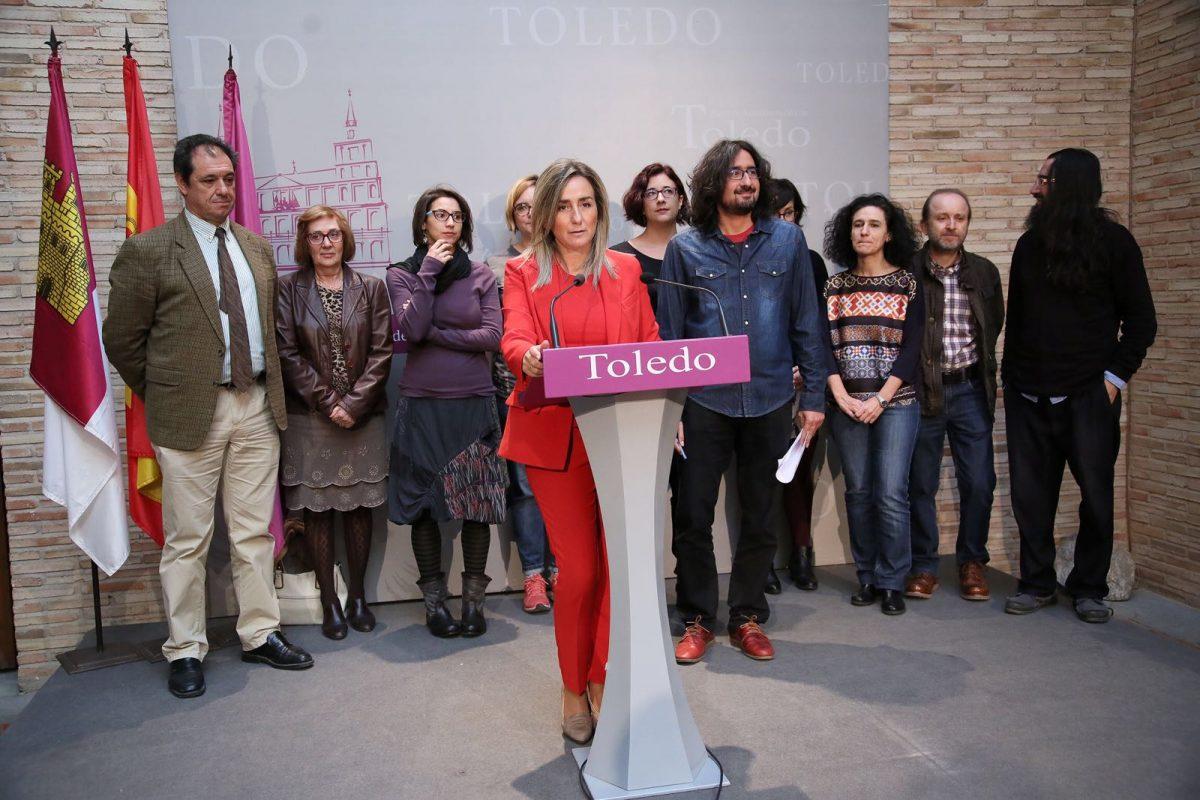 Milagros Tolón destaca que la ciudad «es más solidaria que nunca» destinando un 0,4% «real» del Presupuesto a Cooperación