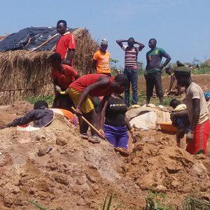 inas de oro en Camerún: los niños que hemos dejado atrás
