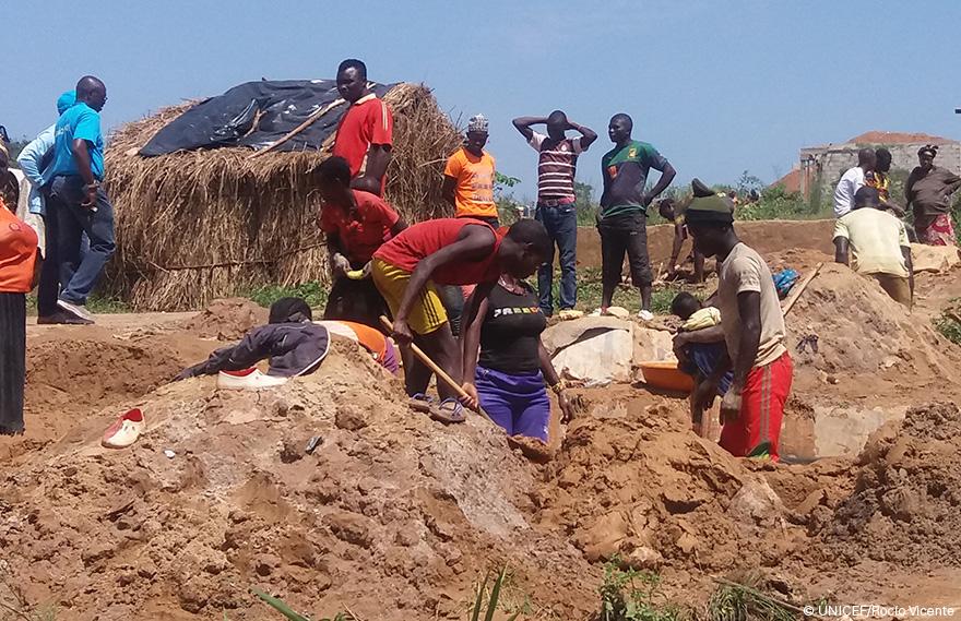 Minas de oro en Camerún: los niños que hemos dejado atrás