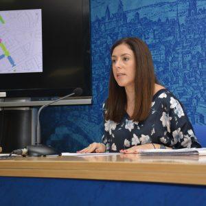 El Plan de Asfaltado por barrios comienza hoy en el Polígono y a partir del domingo llegará a Santa Bárbara y a Palomarejos