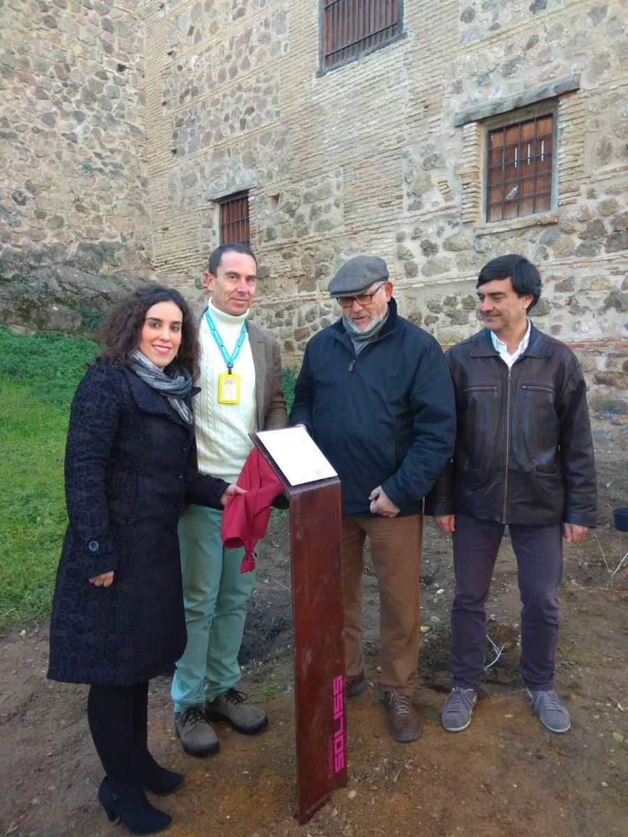 El Ayuntamiento recupera un elemento patrimonial de Toledo para homenajear la historia de la Puerta del Cambrón