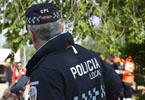 Un conductor que iba a ser identificado por la Policía Local embiste a varios vehículos en la Cornisa y se da a la fuga