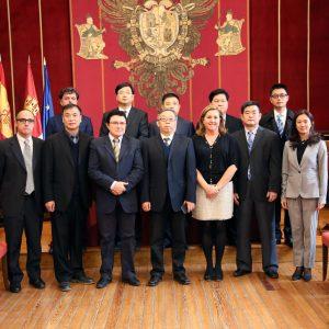 El Gobierno local respalda el proyecto de inversión de la farmacéutica Reig Jofre en Toledo