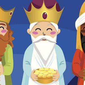 articipación en Cabalgata de Reyes 5 de enero de 2020