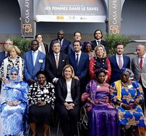 España auspicia una declaración política de los países del G5 sobre las mujeres en el Sahel