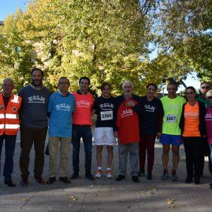 El deporte universitario suma cerca de un millar de participantes en la III Carrera Solidaria 'Campus a través' de la UCLM