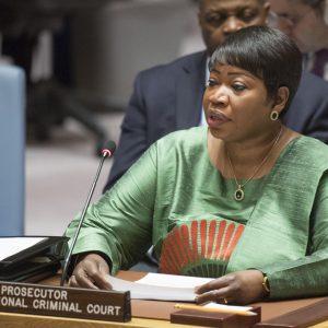 a Corte Penal Internacional denuncia graves violaciones de derechos humanos en Libia