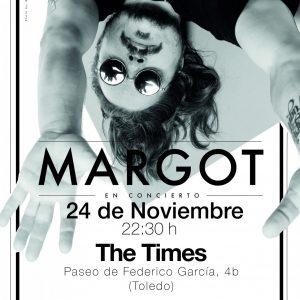 Concierto acústico de presentación del disco Noches de Gloria de Margot