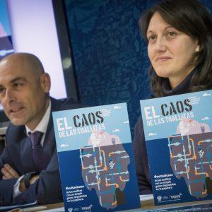 l Ayuntamiento de Toledo y Tagus lanzan una campaña para concienciar sobre el problema de las toallitas húmedas