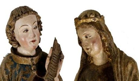 """""""¿Anunciación o Encarnación? La iconografía de la Virgen como madre en el Museo"""""""